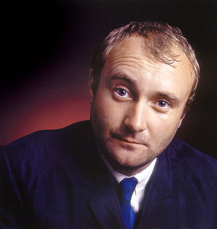 Phil Collins-Appreciation #Throwback