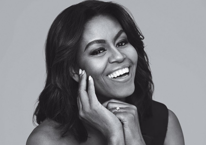 "Michelle Obama: A Well Deserved ""Crown"""