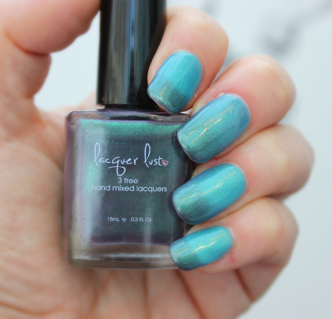 Lacquer Lust ~ Thermal Polish