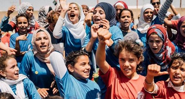kickstart joy syria