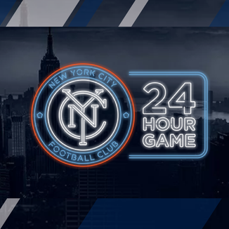 NYCFC 24 Hour Game