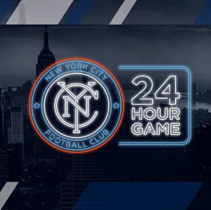 NYCFC 24 Hour Game