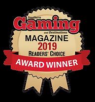Gaming Magazine Award.png