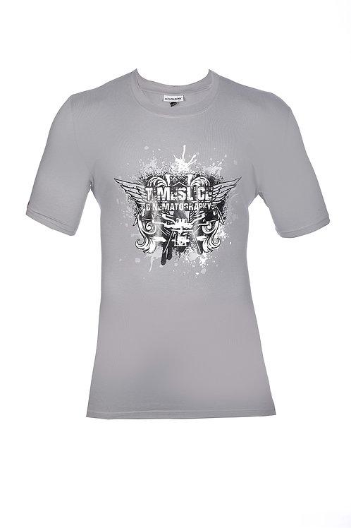 Timeslice Grunge Drone T-Shirt