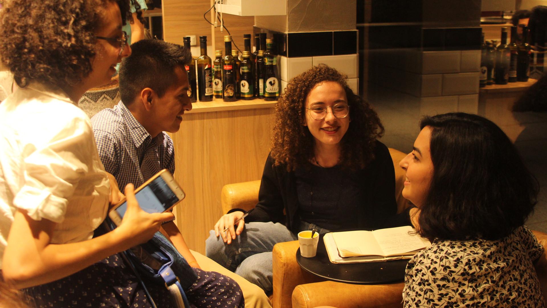 Social Impact Dinner - Brazil Bootcamp