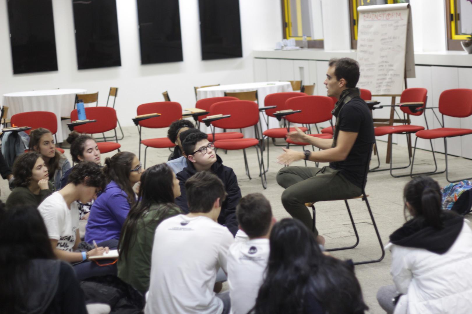 Guest Speaker - Vitor Belota