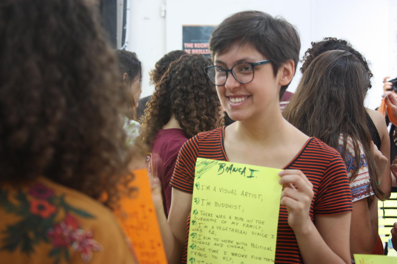Bianca Inocencio - Brazil Bootcamp