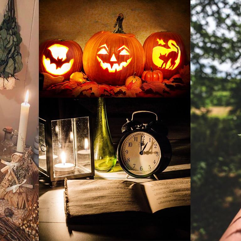 Magický Halloween