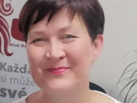 Své PF 2021 si pro nás připravila také Anička Pláničková.