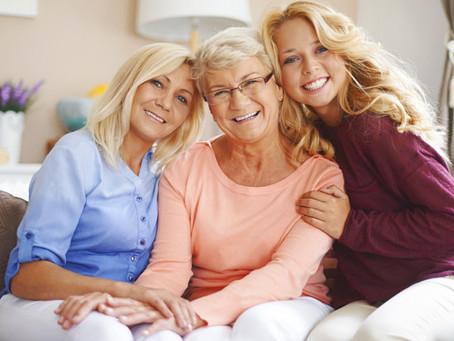 Ženské zdraví je důležité k tomu, aby byla žena šťastná.