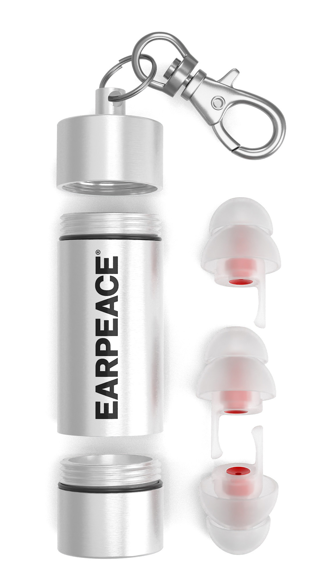 Earpieces and Case