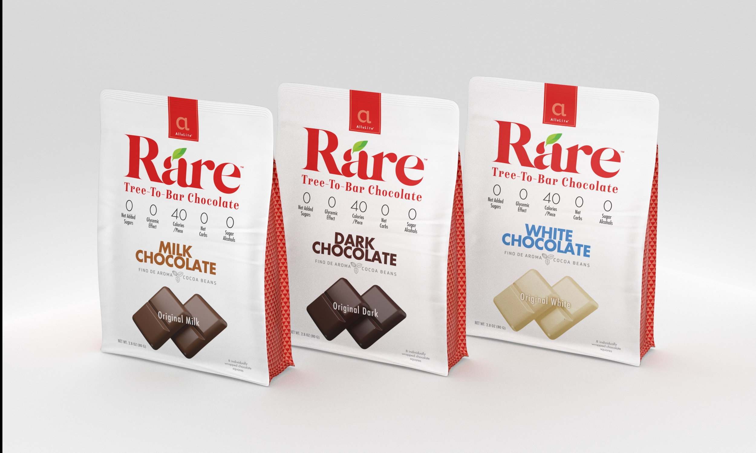 Clean Chocolate Packaging Design