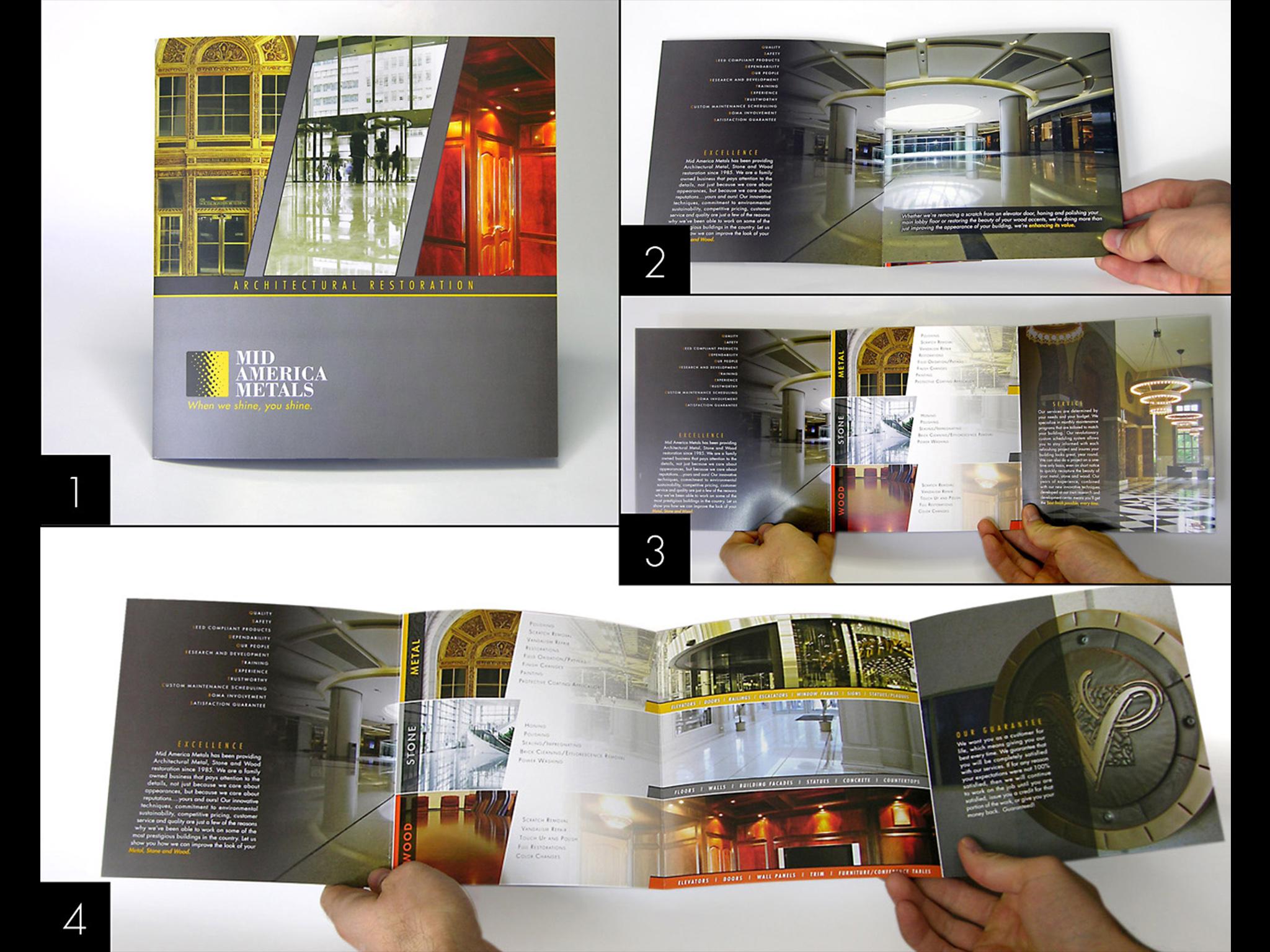 Brochure Design - Design Ninja