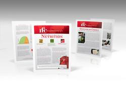 Fresh Sell Sheet Design