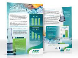 Technical Sell Sheet Design