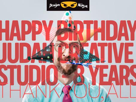 Judah Creative Studio Celebrates 8 Years