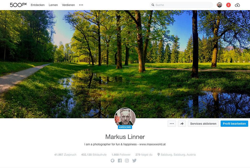 Maxxxworld, 500px, Markus Linner