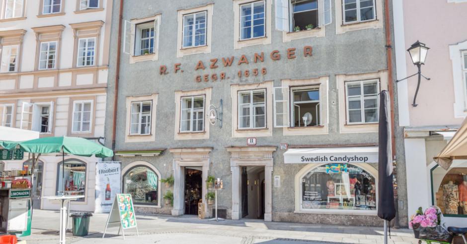 Zirbennebler bei Hoobert Kola in Salzburg