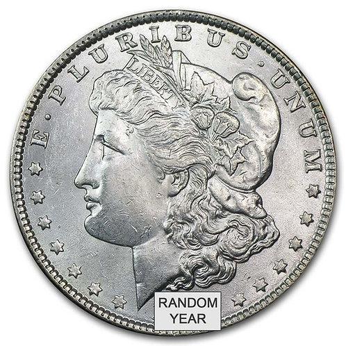 1878-1904 Morgan Silver Dollar BU (Random Year)