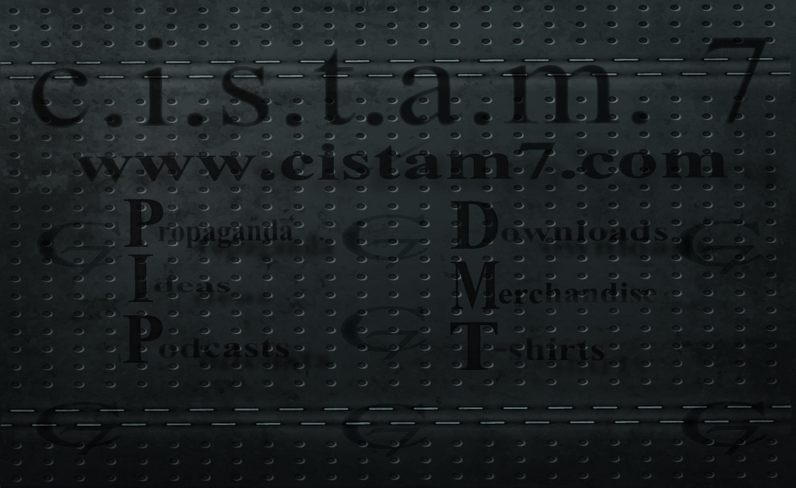 cistam 7 business card back