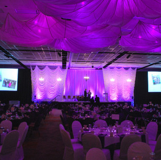 Event Production: Setting the perfect stage.