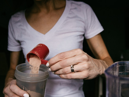 Amazing Side Effects of Using Protein Powder, According to a Dietitian