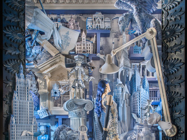 Bergdorf's 2014 Holiday Window Displays