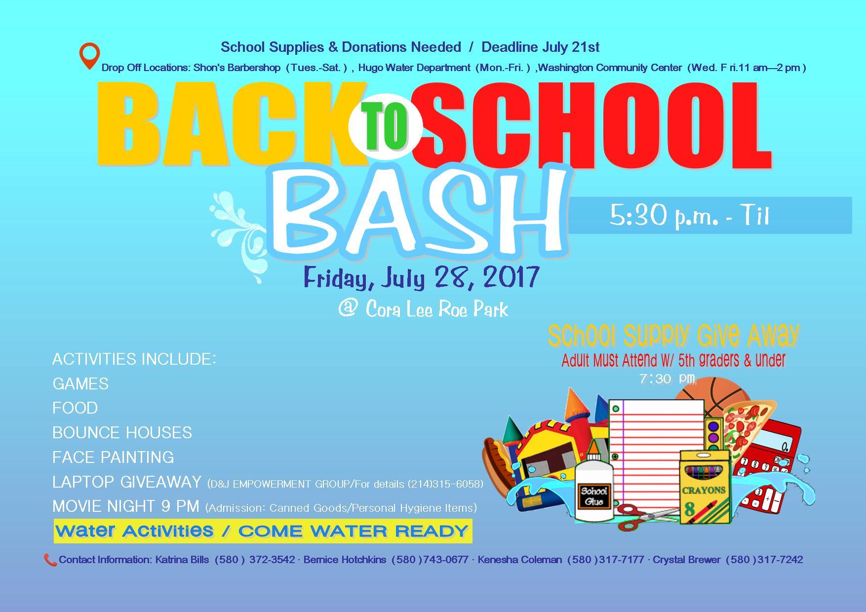 Back to School Bash Flyer 2017 (1) (1)