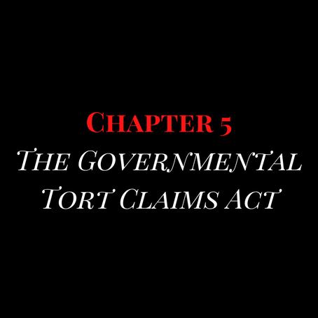 """I filed a tort claim but got denied…"""