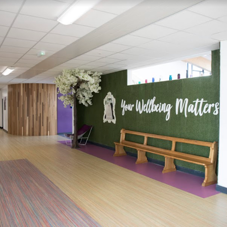 'Your Wellbeing Matters' - Julie The Genie