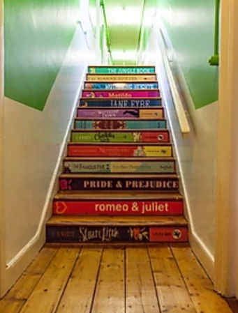 Book Stairwell
