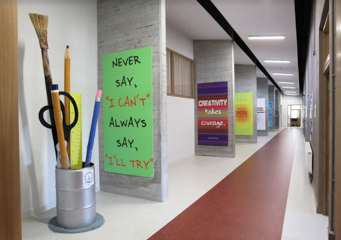 Giant Stationary pot and quotes