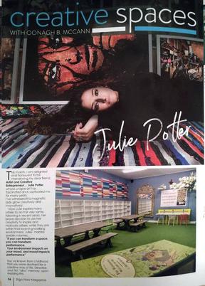 Julie Potter Sligo Now Article pg1.png