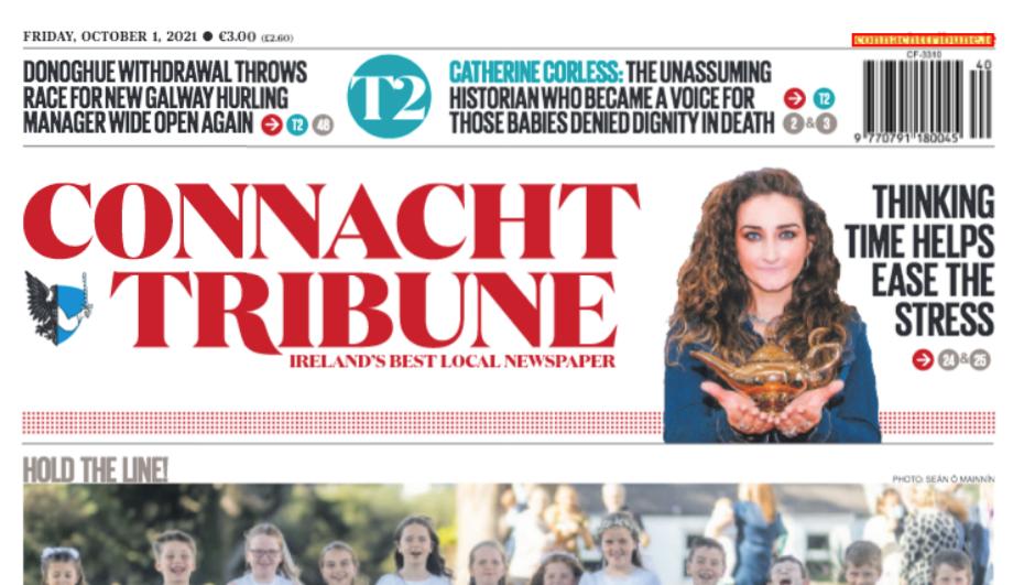 Julie The Genie Connacht Tribune