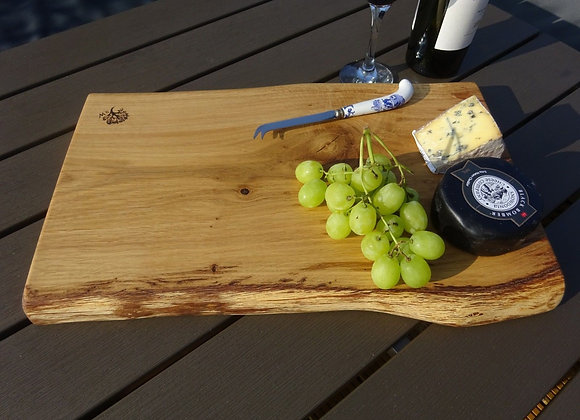 Homemade Rustic Oak Kitchen/Chopping/Cheese Boards