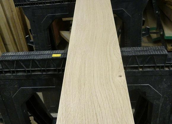 Kiln Dried Planed Oak off-cut 938mm x 129mm x 28mm