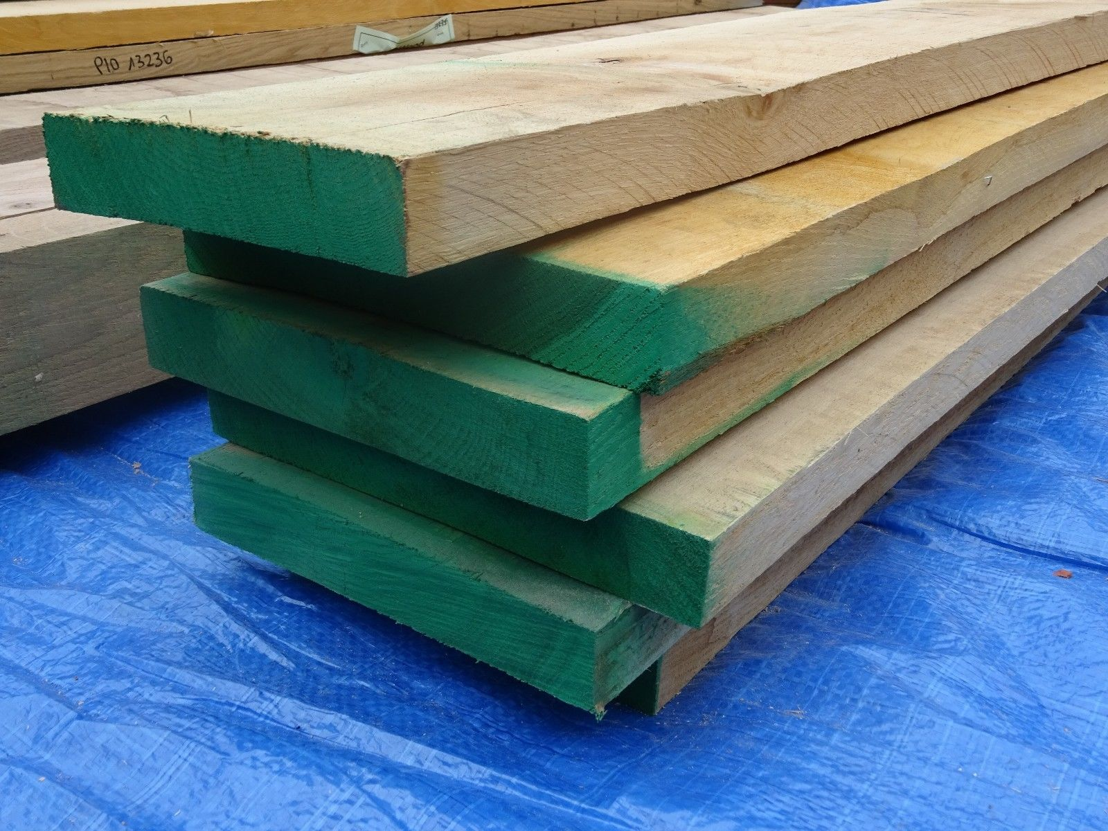 Solid Oak Timber
