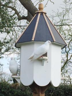 Slate Roof Dovecote
