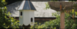 Dovecote with slate roof