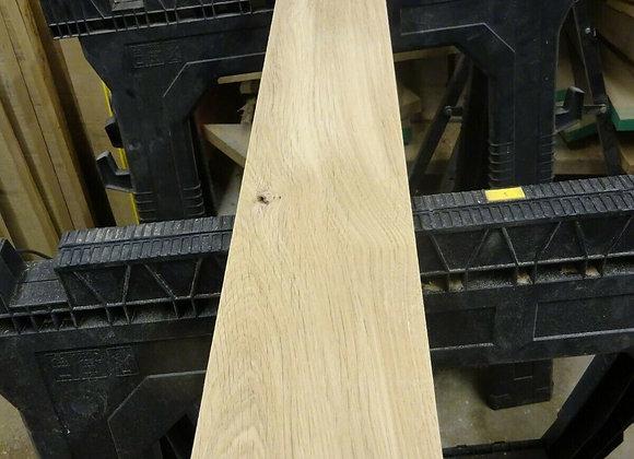 Kiln Dried Planed Oak off-cut 910mm x 105mm x 19mm