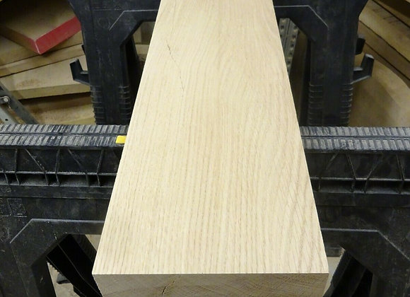 Kiln Dried Planed Oak off-cut 884mm x 149mm x 35mm