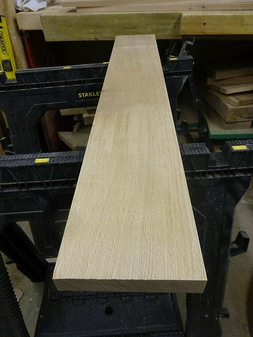 Kiln Dried Planed Oak off-cut 954mm x 148mm x 28mm