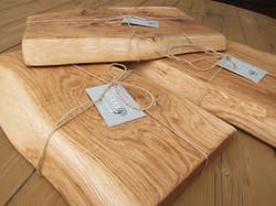 Rustic Oak Kitchen Boards