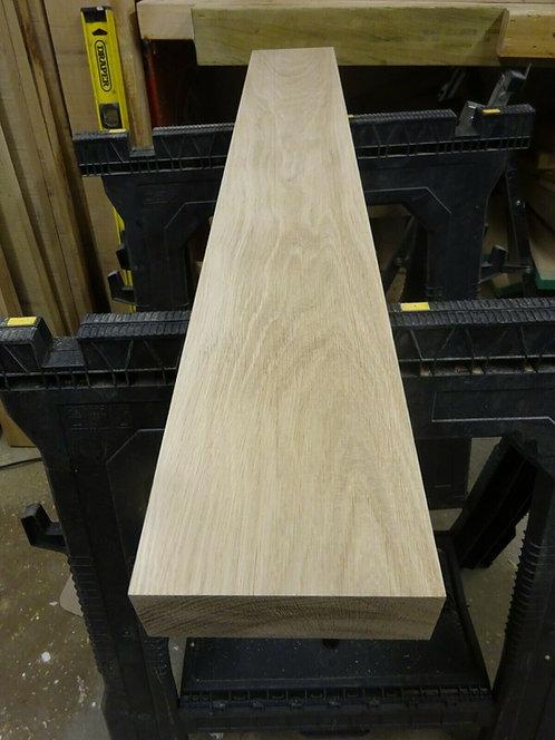 Kiln Dried Planed Oak off-cut 966mm x 140mm x 48mm