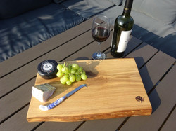 Rustic Oak Kitchen Board
