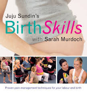 Book: Birth Skills by Juju Sundin, with Sarah Murdoch