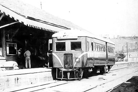 Locomotiva São Paulo e Minas