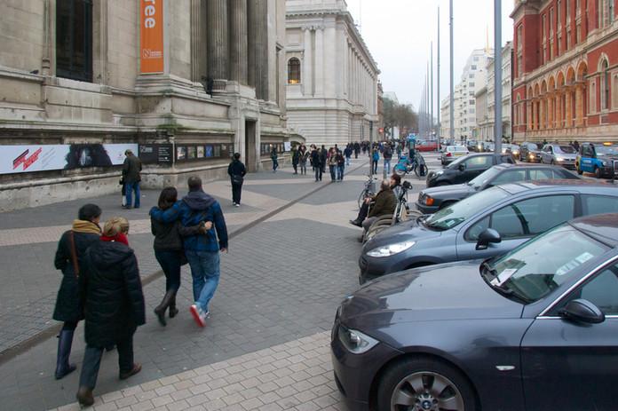 Exhibition Road | London, UK
