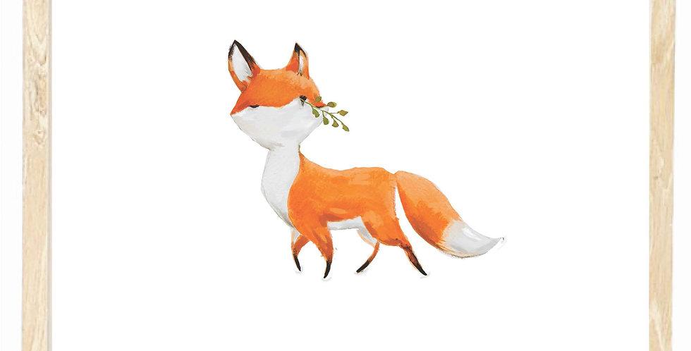 Fox - cheeky