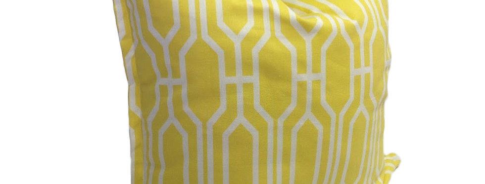 Yellow Jean - geometrics